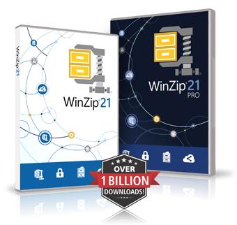 WinZip Free Download Screenshot