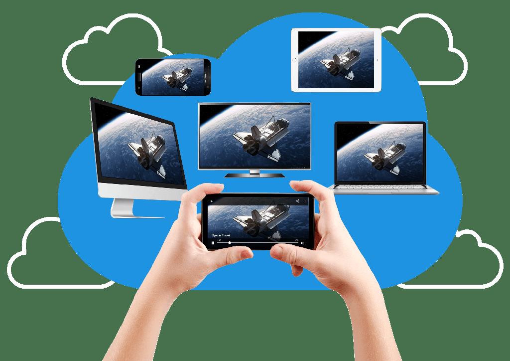 RealPlayer with RealTimes Screenshot