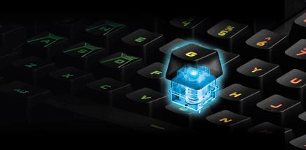 Logitech Gaming Software Screenshot