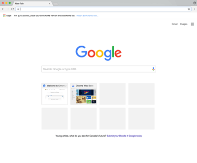Chromium free download Screenshot