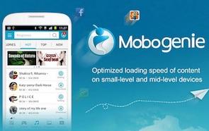 Mobogenie Screenshot