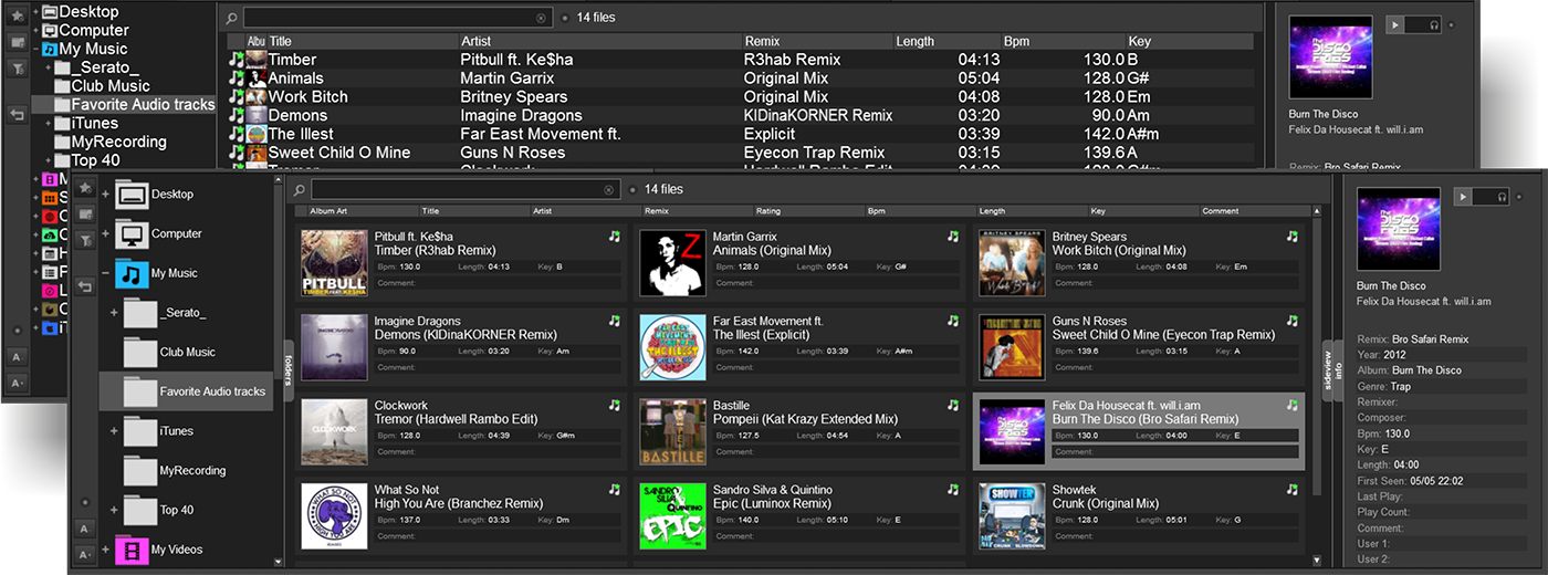 Virtual DJ 8 Free Download Screenshot