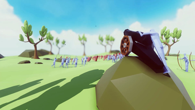 Totally Accurate Battle Simulator Screenshot