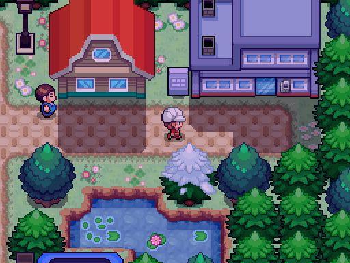 Pokémon Uranium Free Download Screenshot