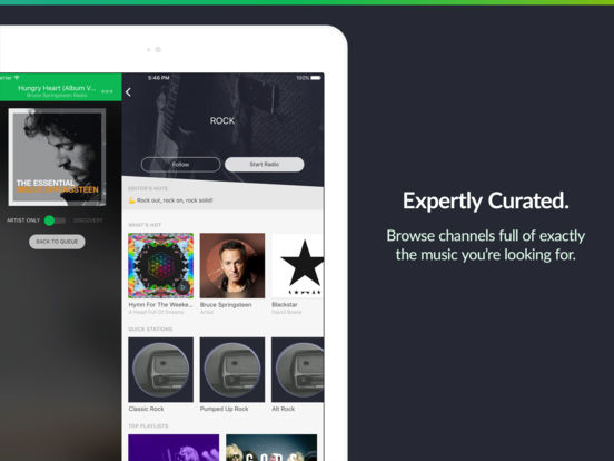 Saavn Music & Radio App Free Download Screenshot