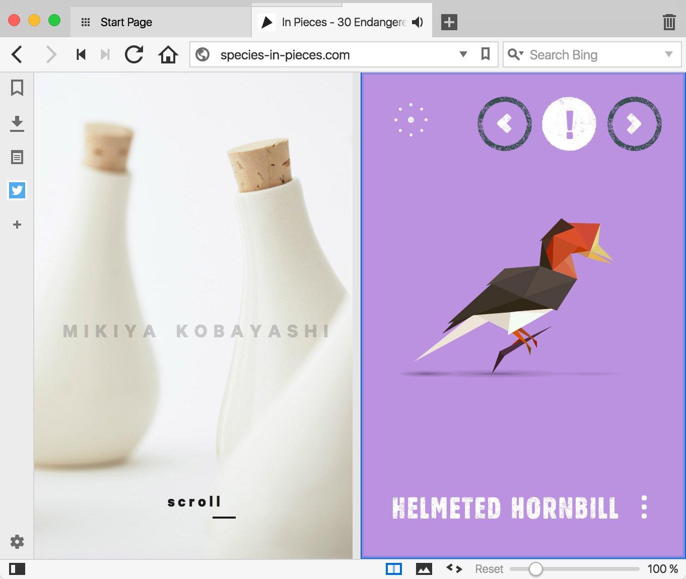 Vivaldi Browser Free Download Screenshot