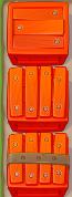 Match 3 Color Boxes