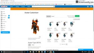 Roblox Update 2016 avatar