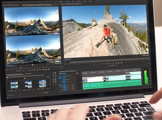Adobe Premier Pro Screenshot