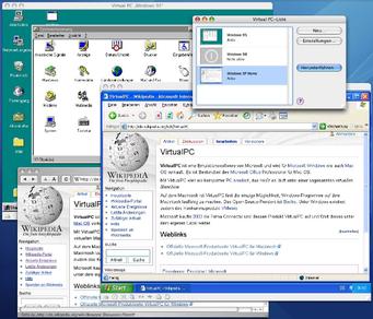 VMware Fusion Screenshot