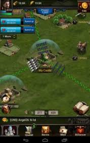 Clash of Kings on PC Screenshot