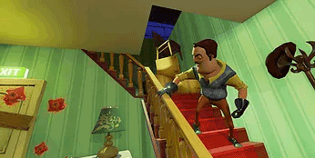 Hello Neighbor Pre Alpha Screenshot