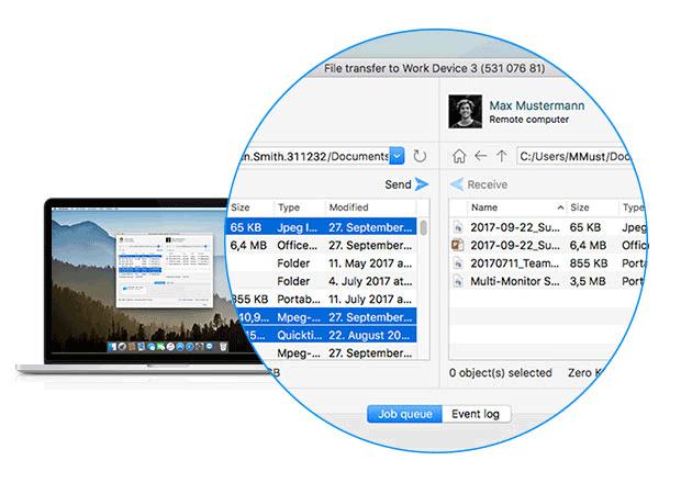 TeamViewer 11 Screenshot