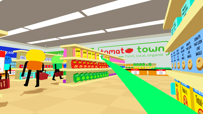 I'll take you to tomato town Screenshot