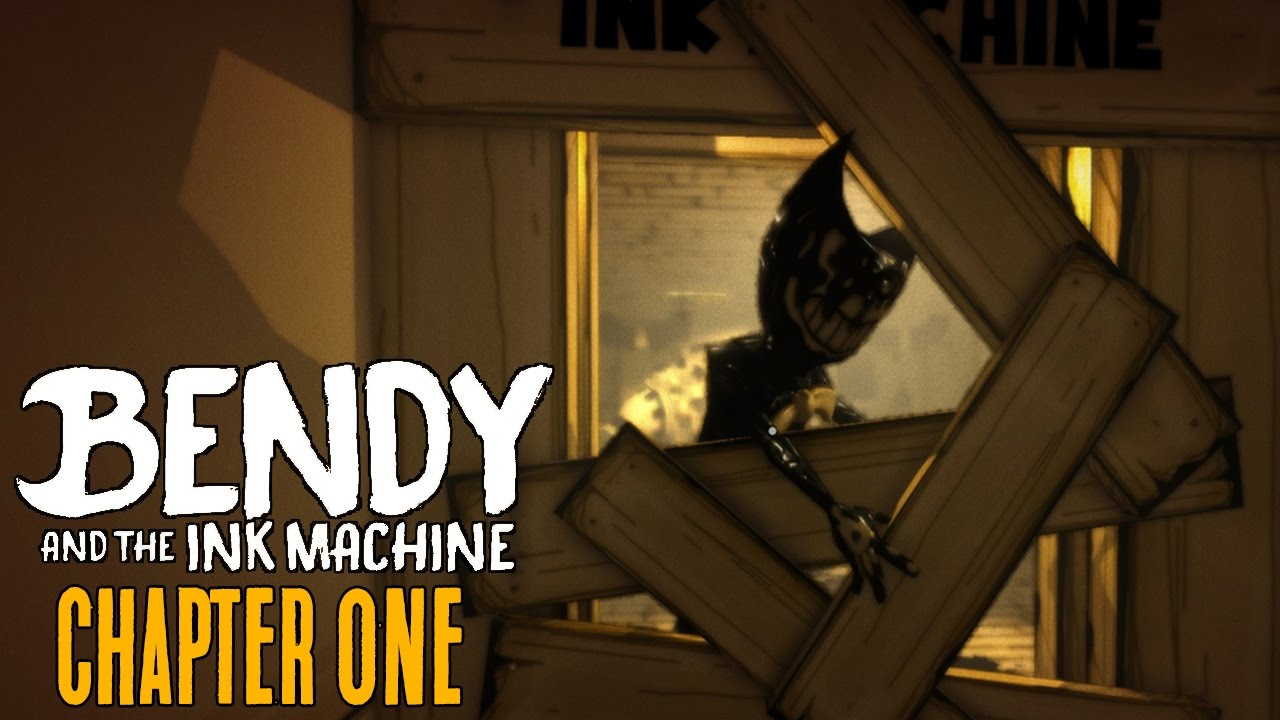 bendy and the ink machine chapters 1-4 download