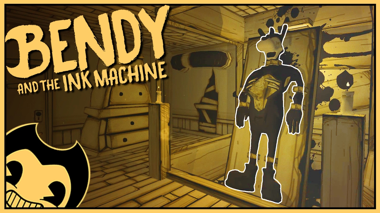 bendy and the ink machine free download chapter 2