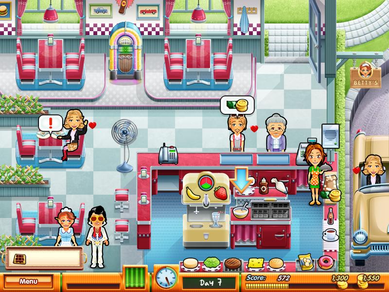 Emily's Taste of Fame Screenshot