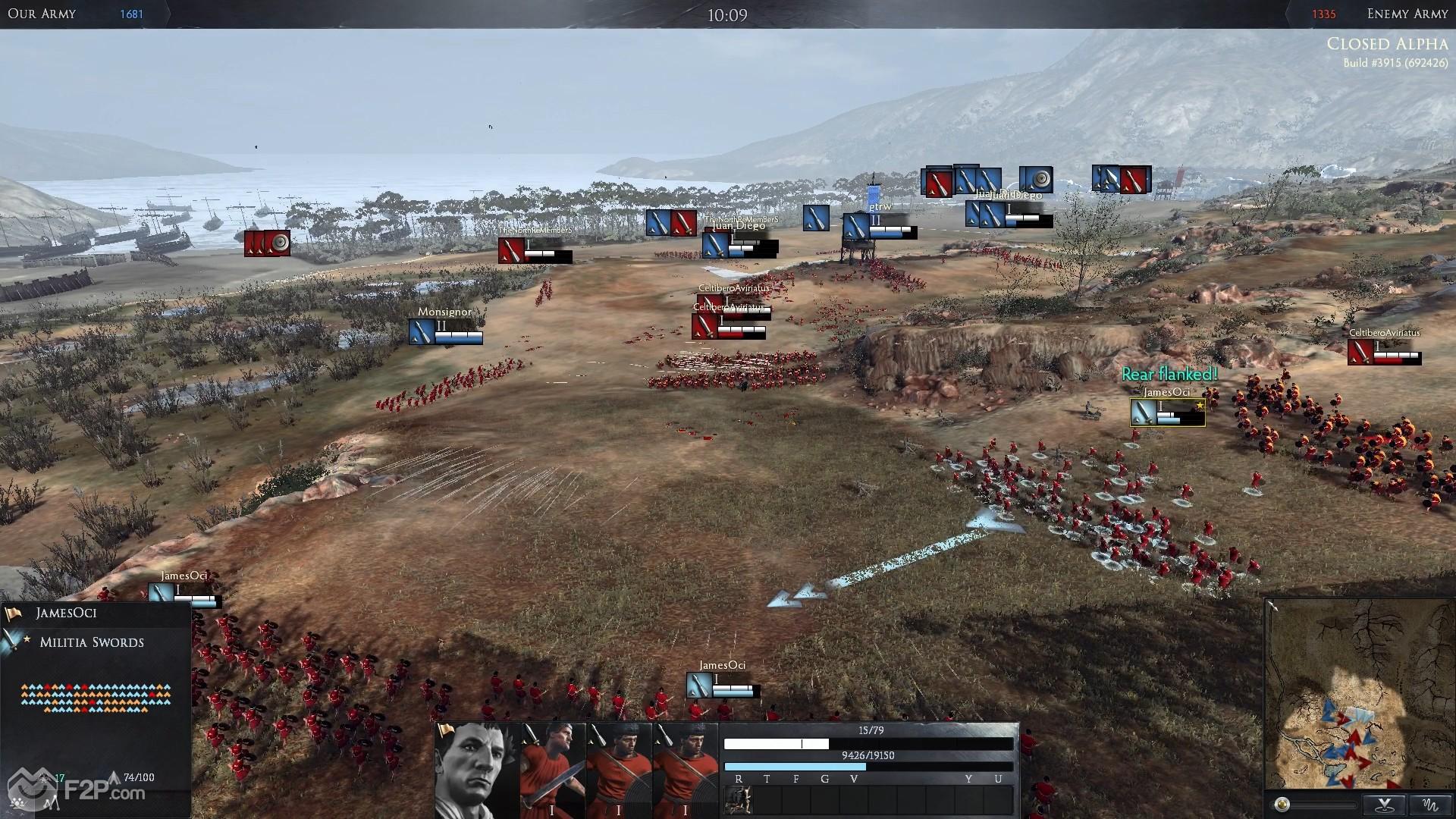 Total War Arena Screenshot