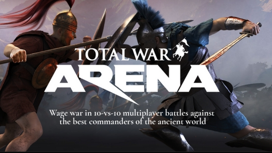 Total War Arena Closed Beta update