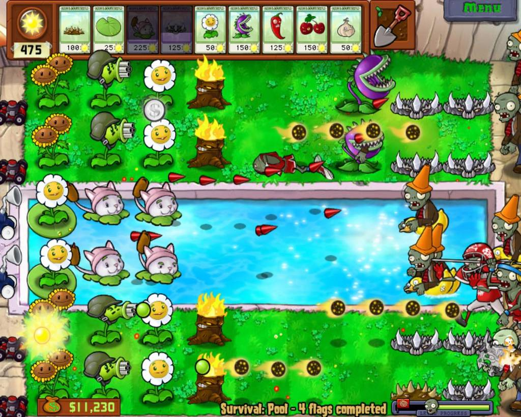 New Plants Vs. Zombies Game Available Now, Sort Of - GameSpot