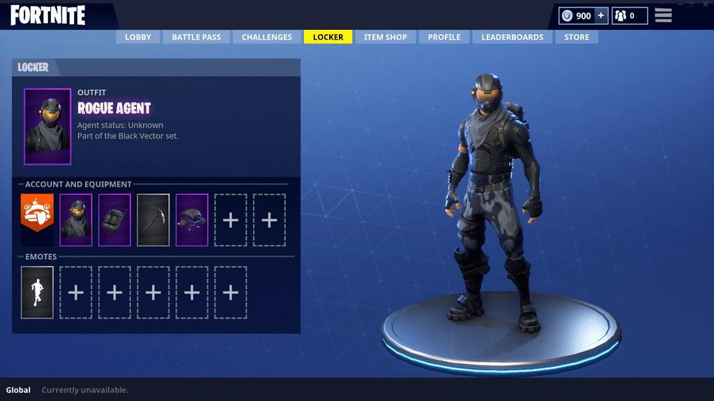 Rogue Agent Screenshot