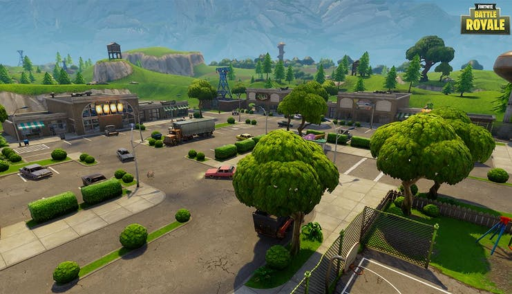 Fortnite Download Deluxe Founder's Pack Screenshot