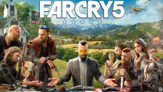 Far Cry 5 Map Editor