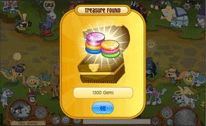 animal jam treasure Screenshot