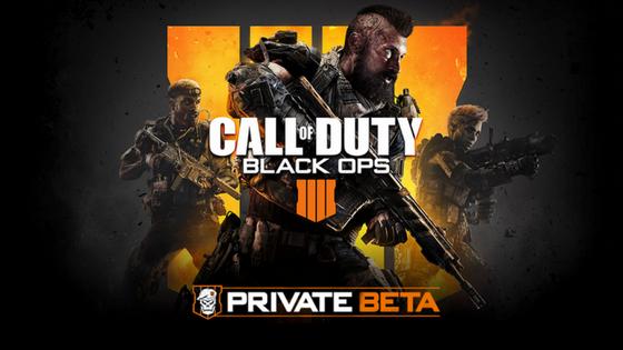 Black Ops 4 Beta Sign Up