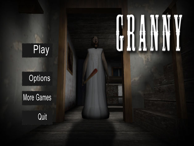 granny horror game screenshot Screenshot