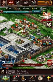 Game of War for PC Screenshot