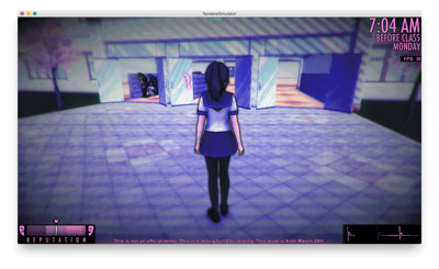 Yandere Simulator Mac - EveryDownload