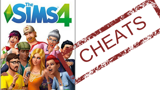 How to Cheat on Sims 4