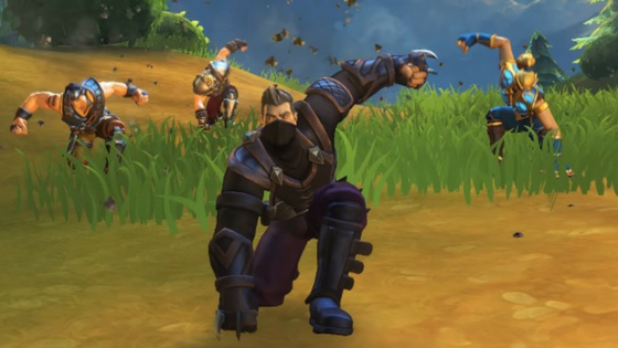 realm royale Screenshot