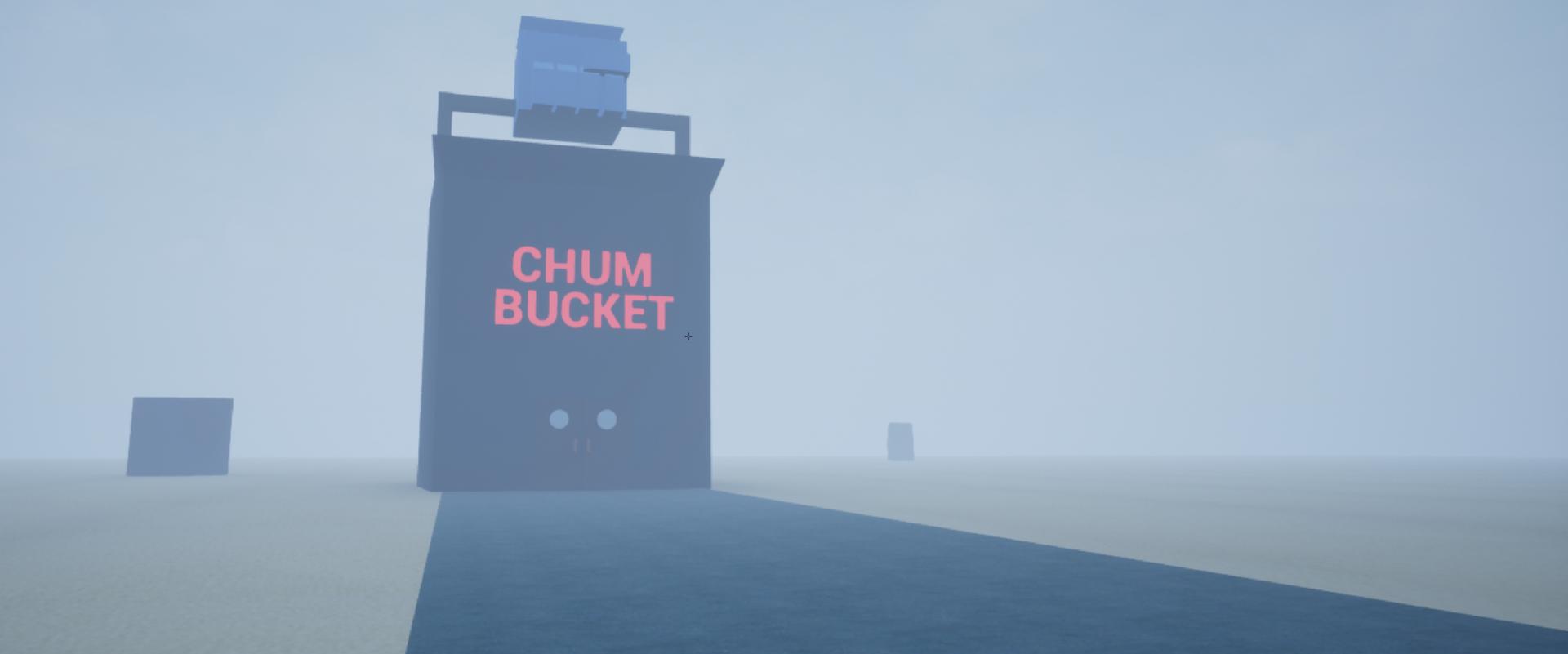 6 am at the chumbucket