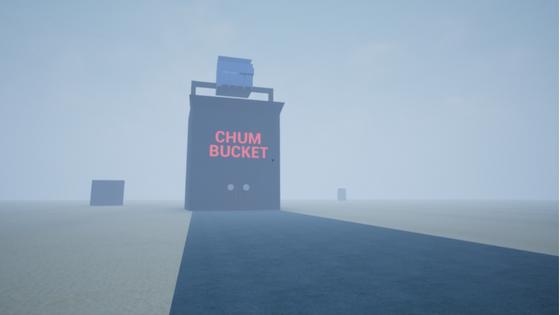 6 am at the Chum Bucket Screenshot