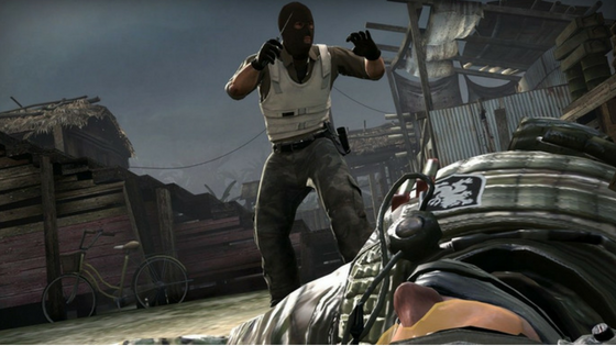 Counter Strike Screenshot