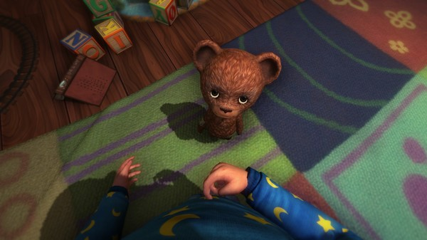 Among the Sleep Horror Game Screenshot