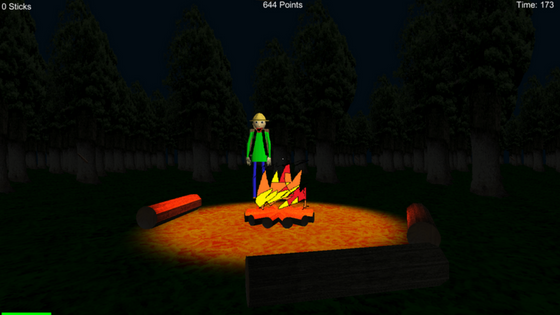 Baldi's Basics Field Trip Screenshot