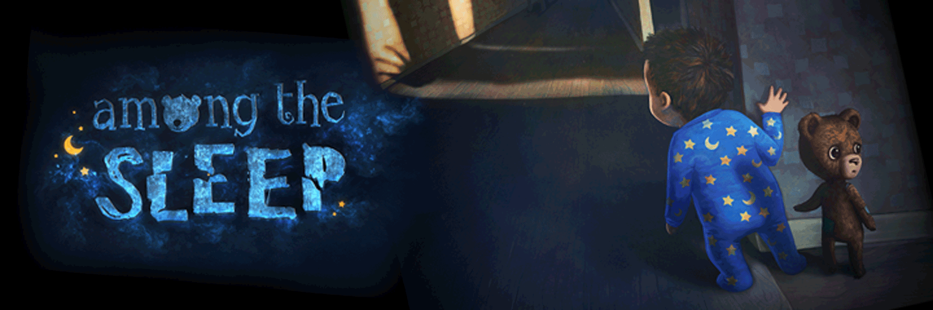 among the sleep - A dreamlike first person horror, where you play as a two-year-old child