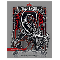 Dungeons and Dragons 5th Edition Character Sheets