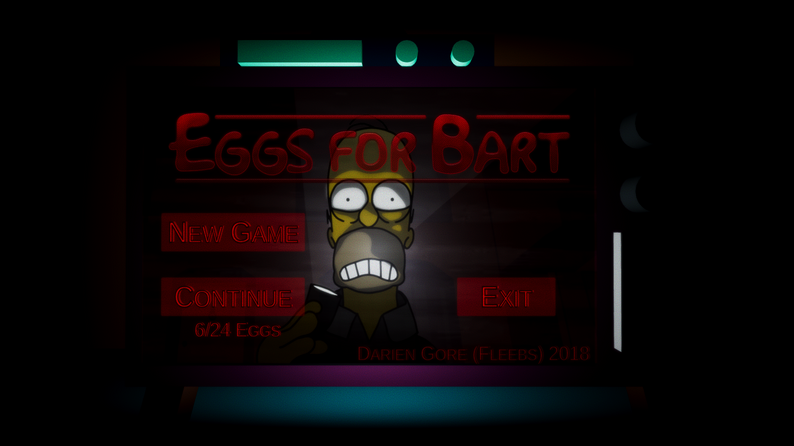 Eggs for Bart is a parody horror game developed by Fleebs Screenshot