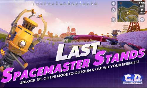 Creative Destruction Download Screenshot