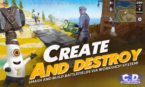 Creative Destruction Download Screenshot