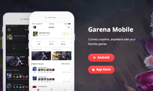 Garena Mobile - EveryDownload