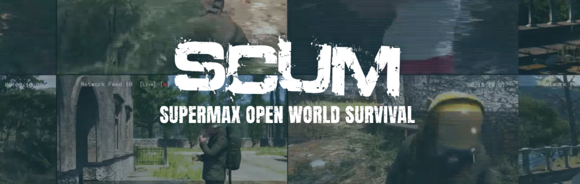 download SCUM multiplayer survivor game