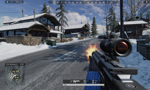 Ring of Elysium battle royale download Screenshot