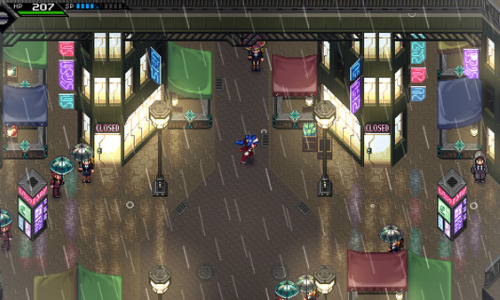CrossCode Download Screenshot