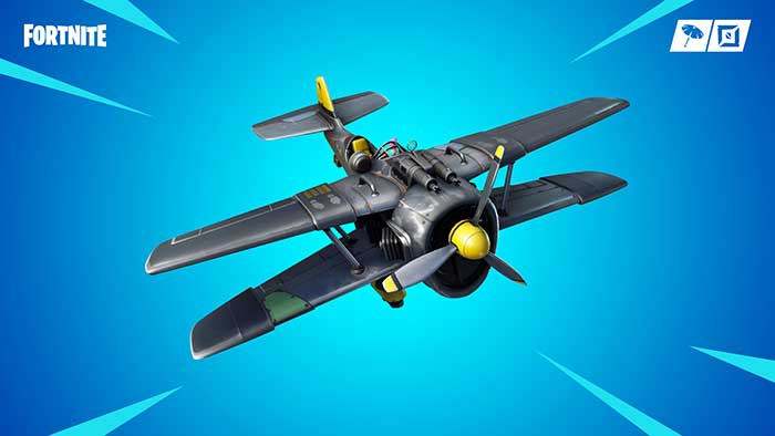 Fortnite X4 Fighter Screenshot