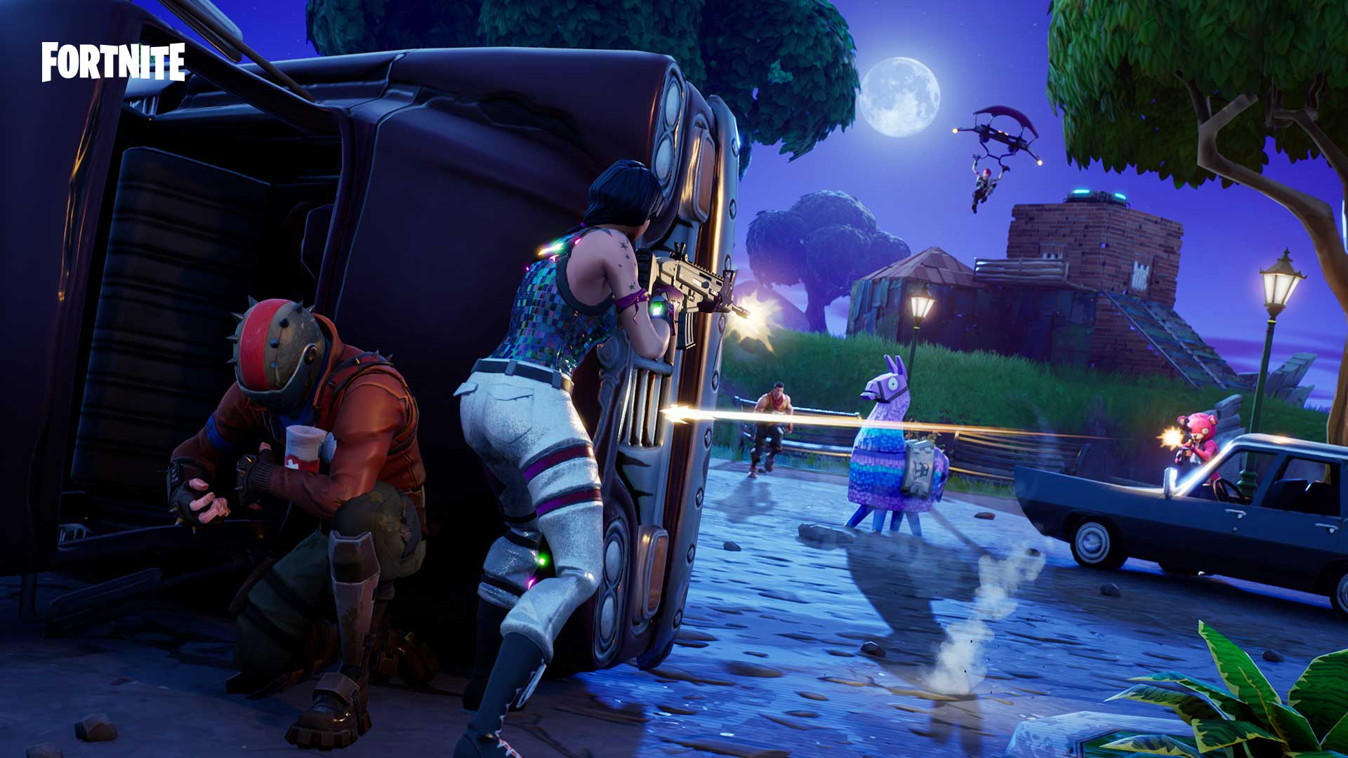 Fortnite Battle Royale Download Screenshot